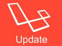 laravel-update