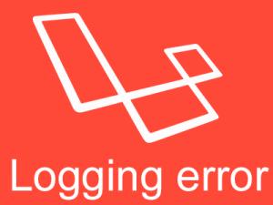 laravel-logging-error