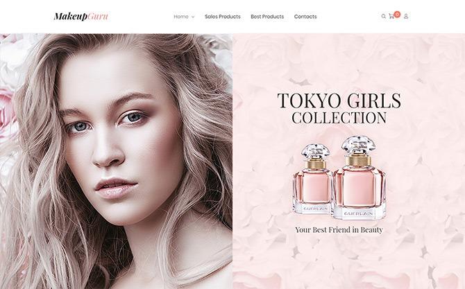 makeupguru-shablon-internet-magazina-wordpress-woocommerce