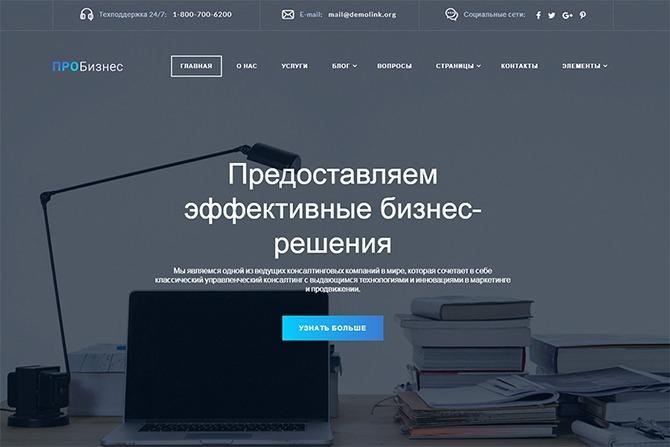 pro-biznes-russkoyazychnaya-tema-dlya-sajta